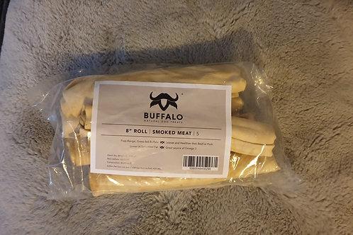 Natural buffalo chews 5 pack
