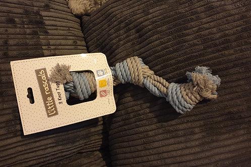 3 knot ragger, medium