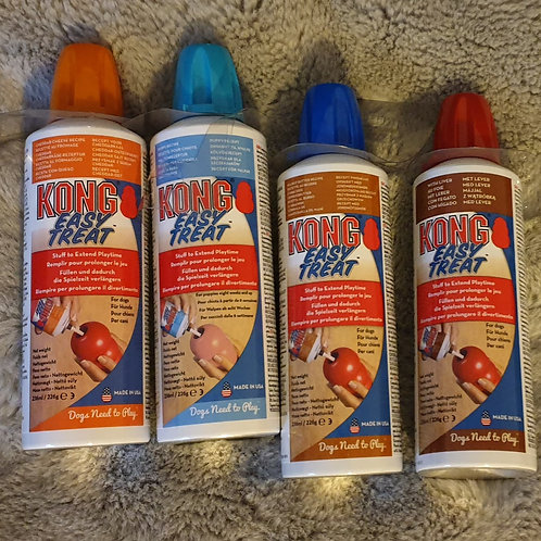 Kong Paste, different flavours