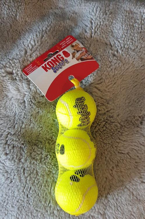 Tennis ball packs