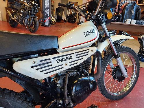 1978 Yamaha Enduro 100cc