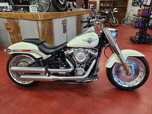 2014 Harley-Davidson FatBoy