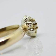 Protea Diamond Ring