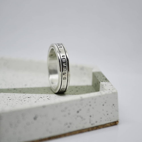 Spinning Message Ring