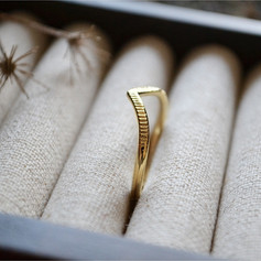 Gold Valley Ring