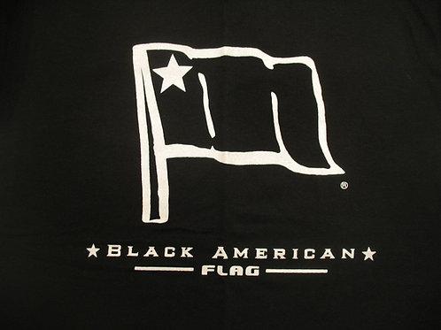 Original Black American Flag Tee