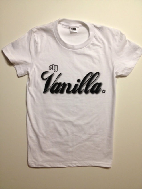 Vanilla Woman Fitted Tee