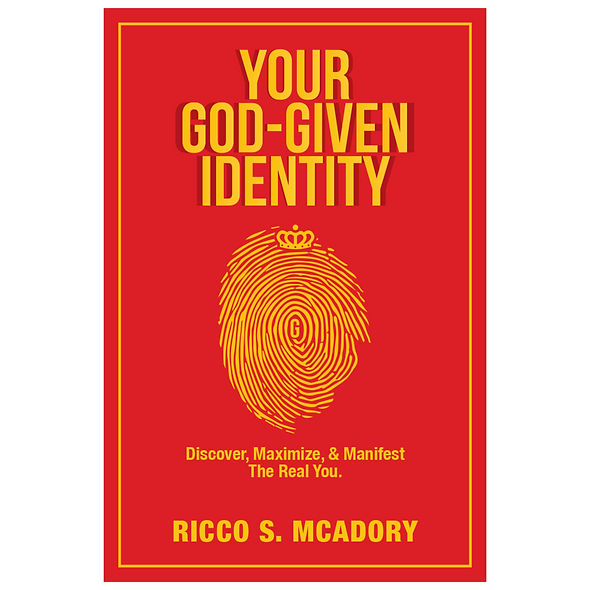 Your God-Given ID Trilogy (Book,Participant Guide, & T-shirt)
