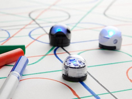 Meet our Robots: Ozobot