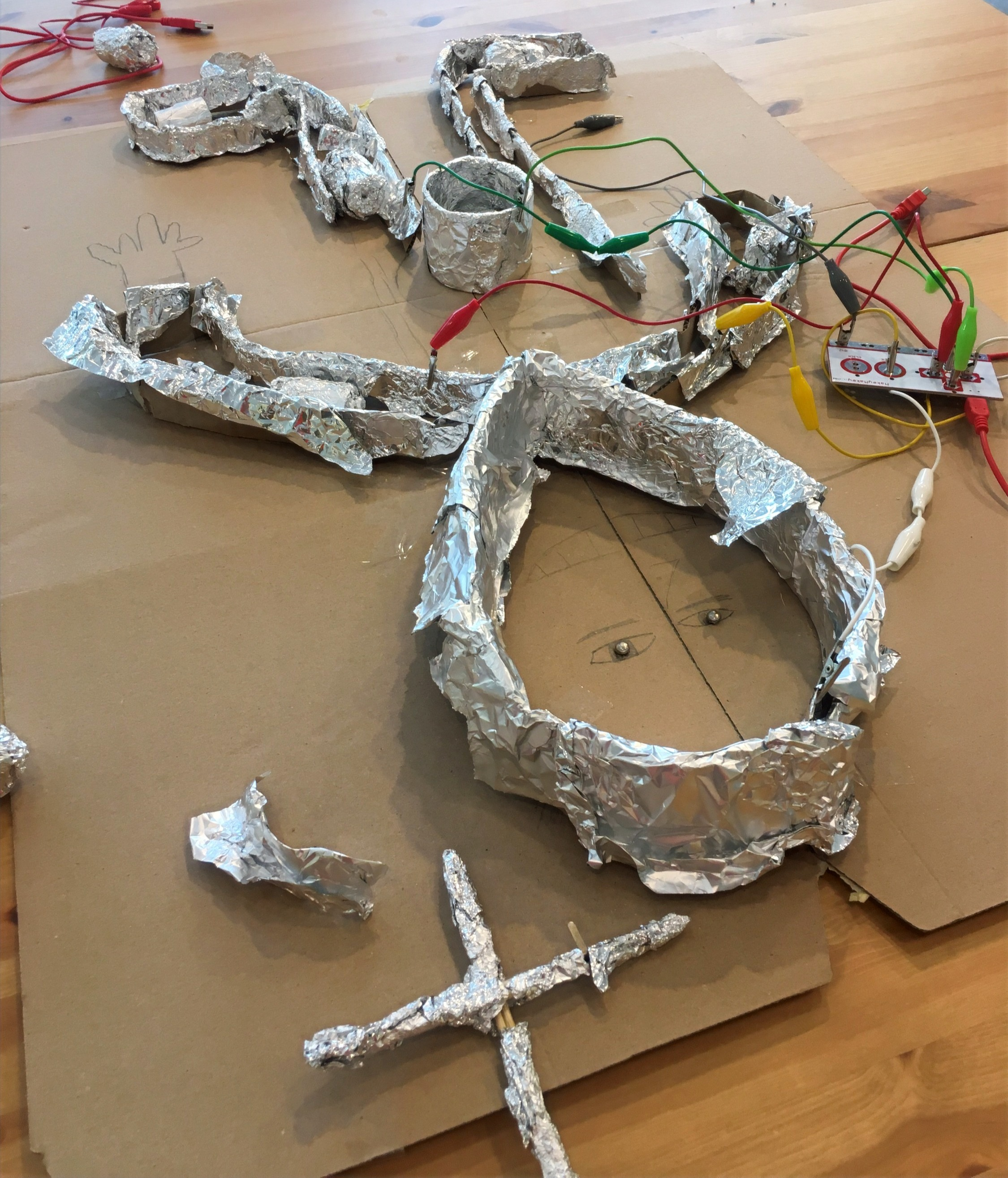 Makey-Makey Workshops