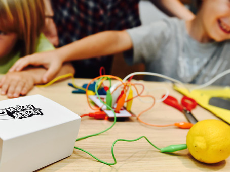 Summer Makey-Makey Courses