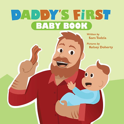 Daddy's First Baby Book