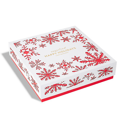 Happy Holidays 8pz Candy Bento Box