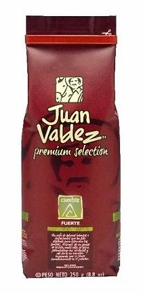 Café Juan Valdez Cumbre Molido 250gr
