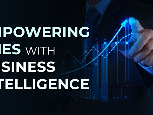 Empowering SMEs With Business Intelligence.
