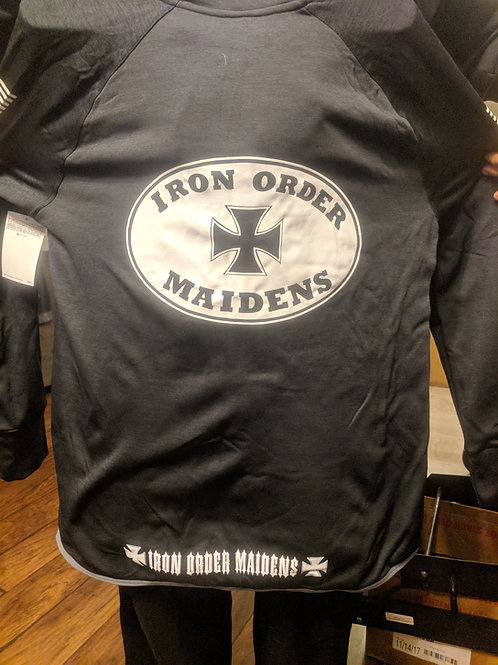 Maidens Dri-Fit Fleece Lined Full Zip Hoodie