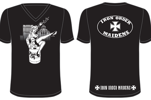 Maidens Only Short Sleeve Dri-Fit