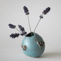Sarah Burton Turquoise barnacle rocking