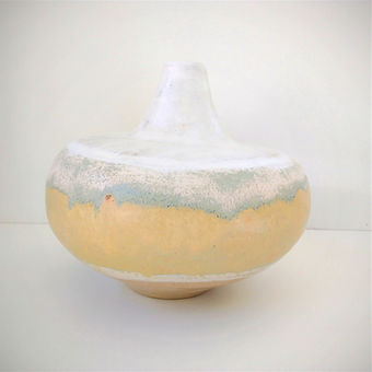 Large ceramic vessel by Sarah Burton Pottery