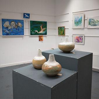 Nottingham Society of Artists Spring 202