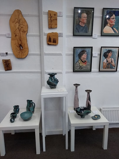 Pots and Pictures Exhibition 2019