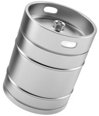 Barrel ILLEGAAL - 30L