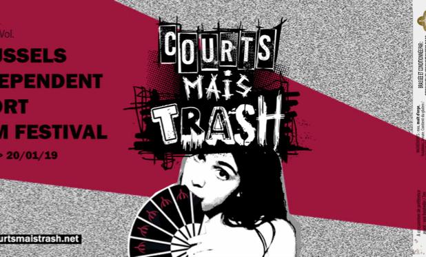 Collaboration avec le festival  de film « courts-mais-trash »