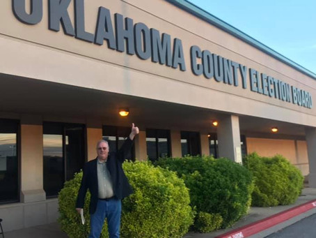 """McCULLY FIRES BACK: """"Folks, welcome to the swamp in Oklahoma County."""""""