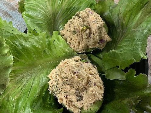 Smoky Salmon Salad