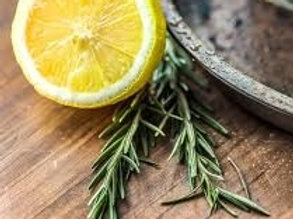 Tuesday - Lemon Rosemary Chicken meal