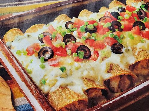 Tuesday - Chicken Enchilada Bake Meal