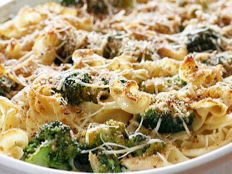 Monday - Parmesan Chicken Pasta Bake Meal