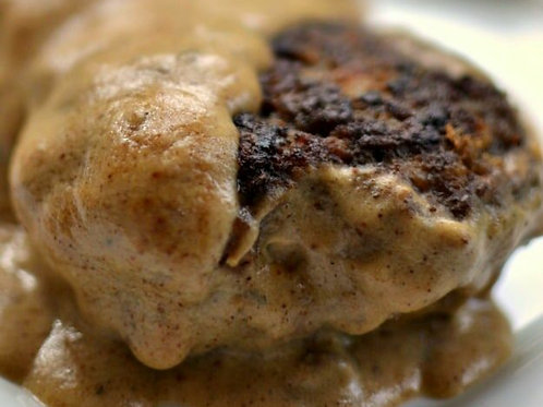 Wednesday - Hamburger Steak meal