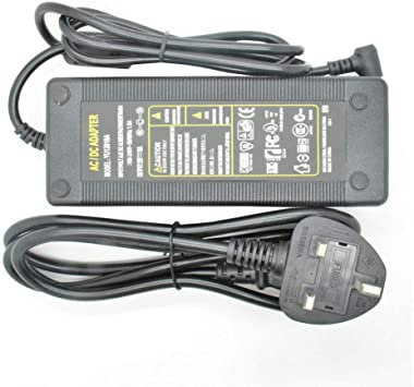120w Capable 12Vdc Power Supply 10A