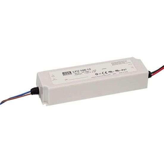 Meanwell LPV-100-24V LED Driver