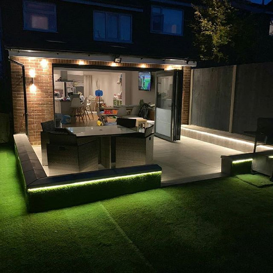 IP67 LED Strip the perfect solution for Garden Lighting