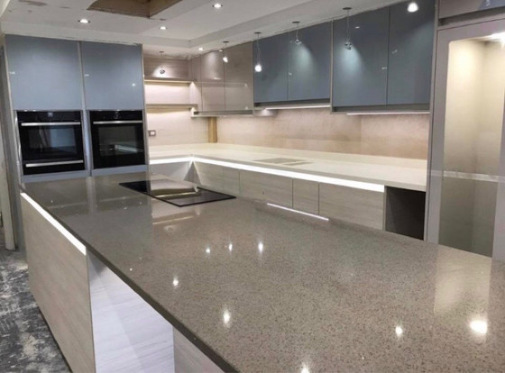 LED Strip fits the bill for Kitchen Lighting