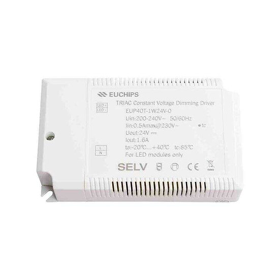 EUP Triac Dimmable Driver 12V 40W