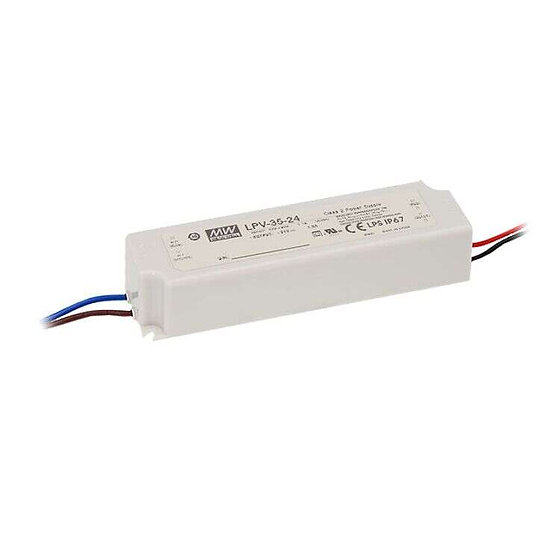 Meanwell LPV-35-24V LED Driver