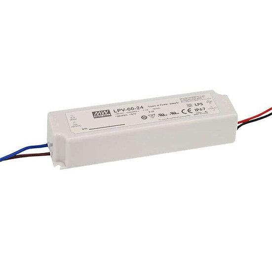 Meanwell LPV-60-24V LED Driver