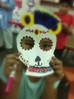 Day of the Dead/Dia de los Muertos Calaveras Masks
