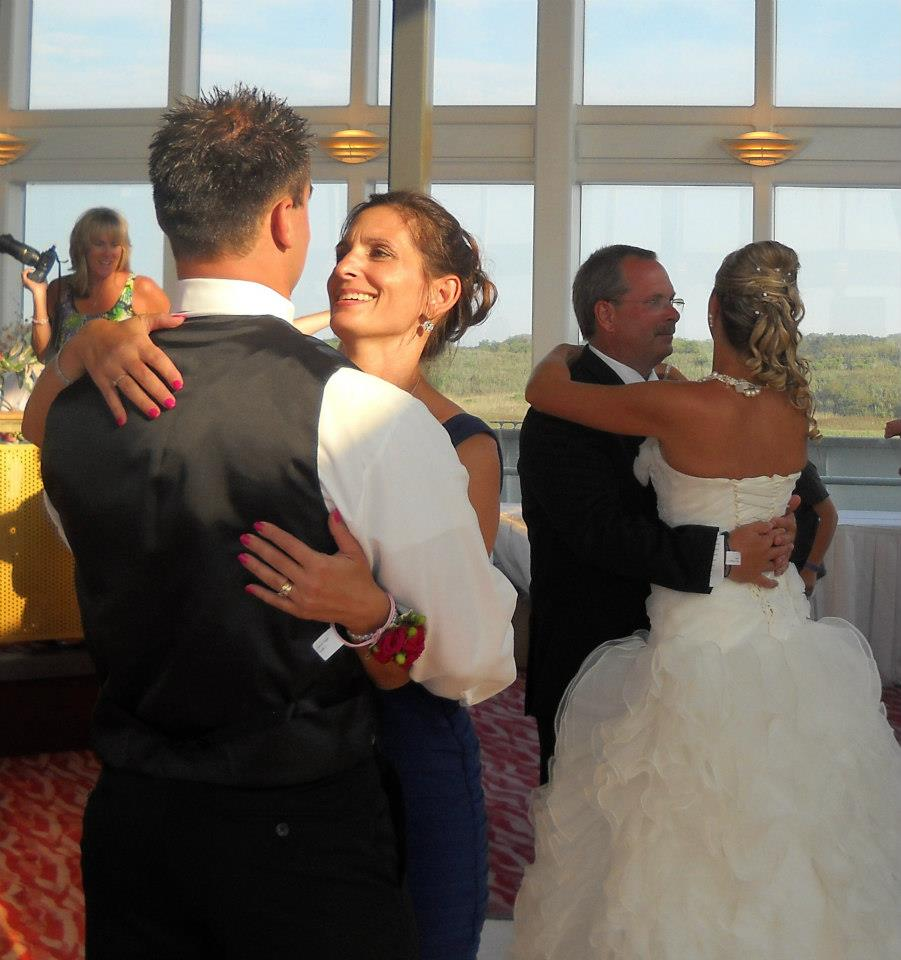 Cape May Lewes Ferry wedding DJ