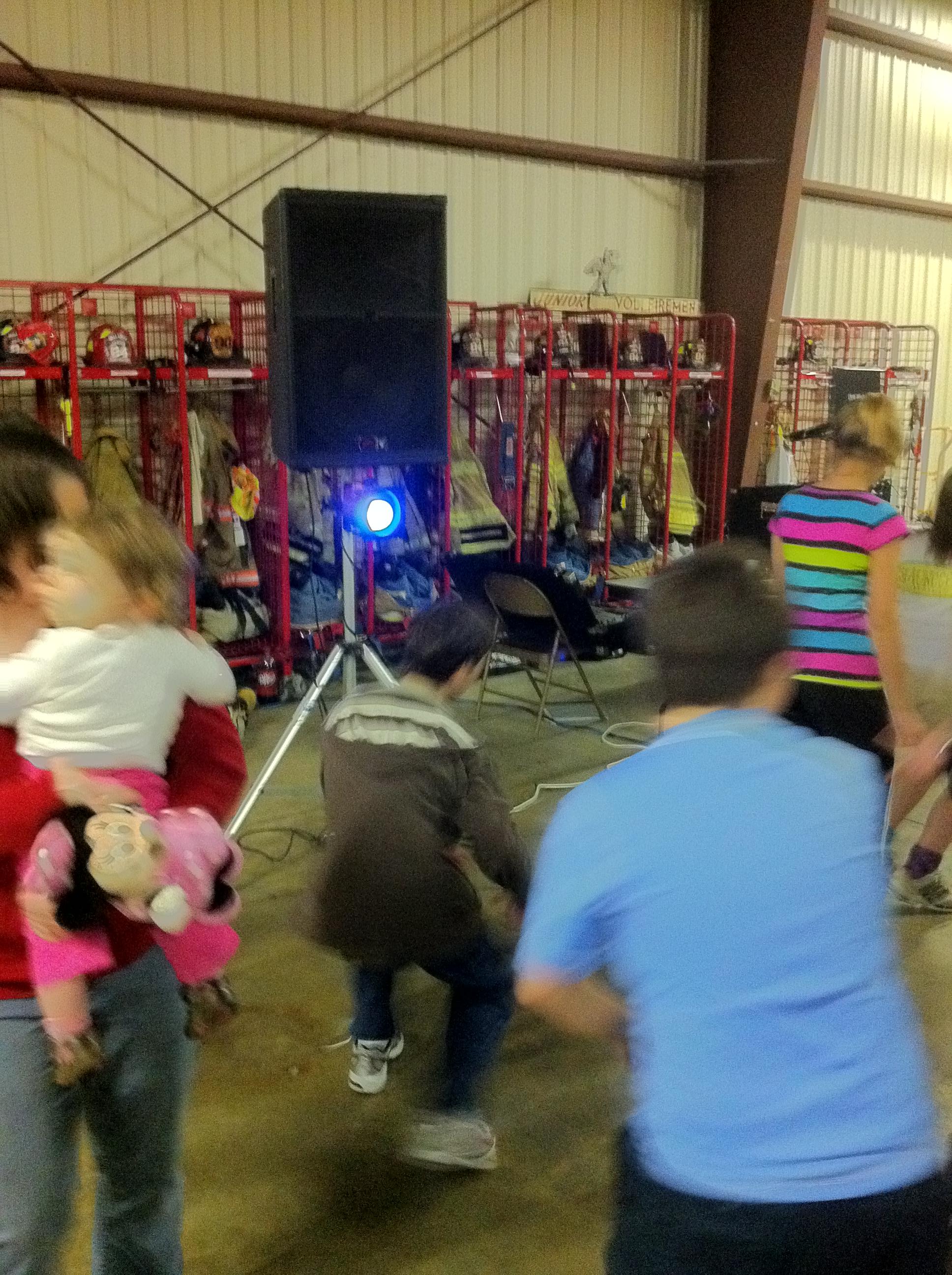 Fundraiser parties DJ