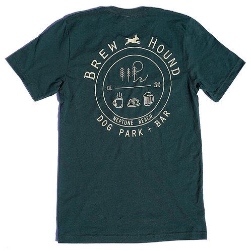 BrewHound Dog Park + Bar Park Ranger T-shirt