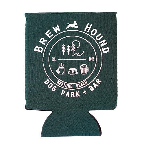 Brewhound Dog Park + Bar Koozie (Various Colors)