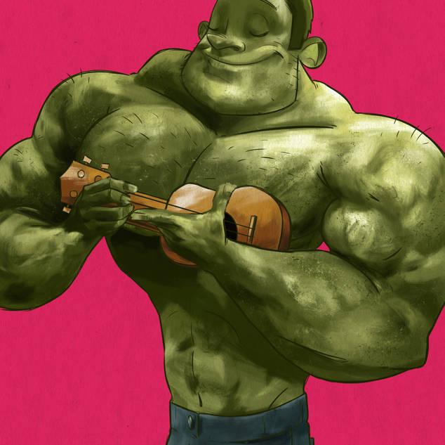 GUITAR HEROES | Hulk
