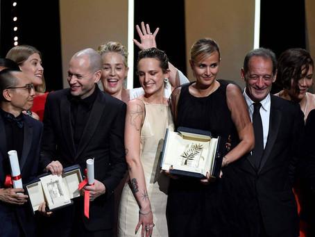 """Titane"", da realizadora francesa Julia Ducournau, vence Palma de Ouro do festival de Cannes"