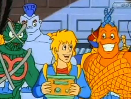 """Animações Bizarras e Obscuras dos anos 90  I  PARTE 1: """"Os Monstruosos"""""""