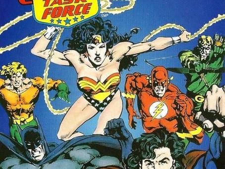 Superman e cia: um final de semana deprimente num outubro longínquo