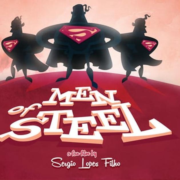 "OVELHA NEGRA | ""Men of Steel"""